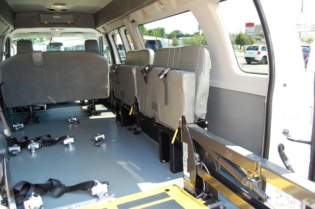 2011 Ford H-Cap 2 Pos. Charlotte, North Carolina 10