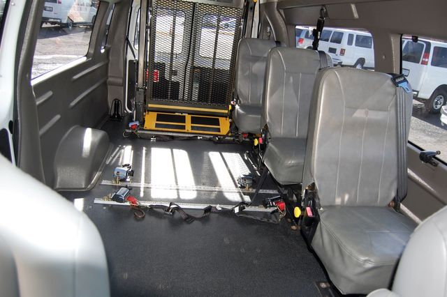 2011 Ford Handicap 2 Position Charlotte, North Carolina 16