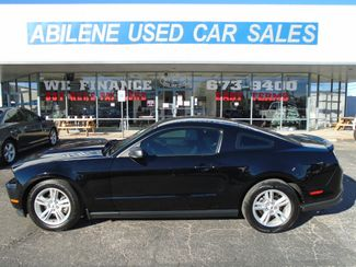 2011 Ford MUSTANG   Abilene TX  Abilene Used Car Sales  in Abilene, TX