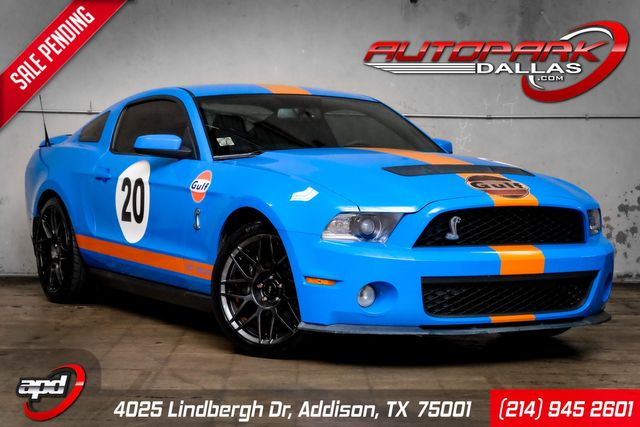 2011 Ford Mustang GT500 GULF Edition