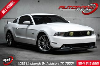 2011 Ford Mustang GT Premium w/ BREMBO, Electronics, & Comfort Pkg in Addison, TX 75001