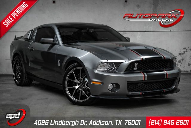 2011 Ford Mustang GT500 GLASS ROOF