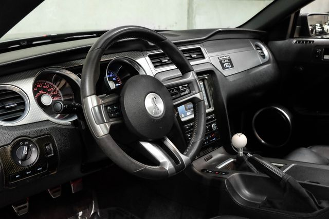 2011 Ford Mustang GT500 GLASS ROOF in Addison, TX 75001