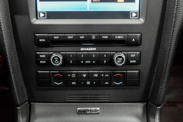 2011 Ford Mustang GT500 w/ Navigation & SVT Performance Package in Addison, TX 75001