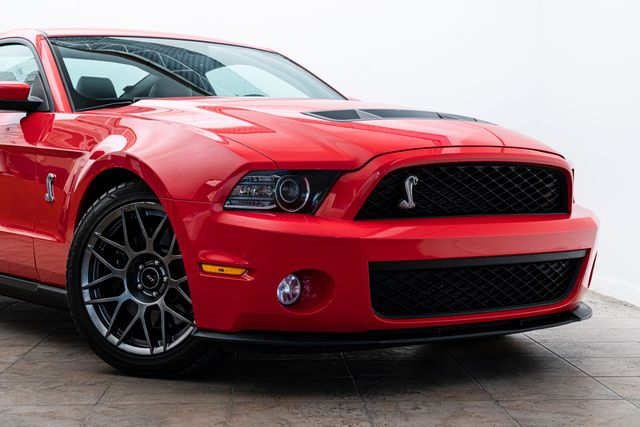2011 Ford Mustang GT500 With Upgrades in Addison, TX 75001