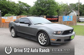 2011 Ford MUSTANG Low Mile PONY in Austin, TX 78745