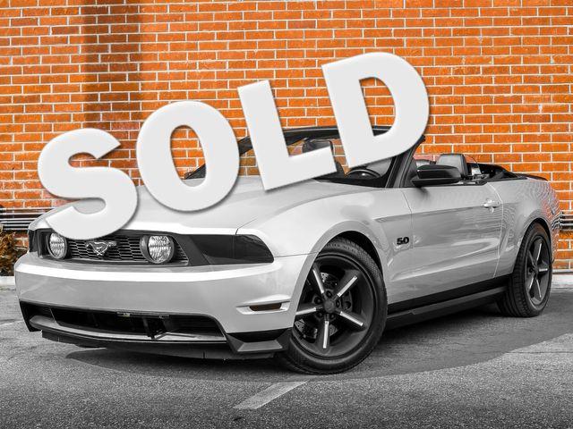 2011 Ford Mustang GT Premium Burbank, CA 0