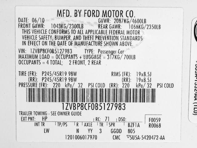 2011 Ford Mustang GT Premium Burbank, CA 29