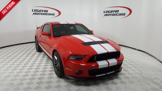 2011 Ford Mustang SHELBY GT500 in Carrollton, TX 75006
