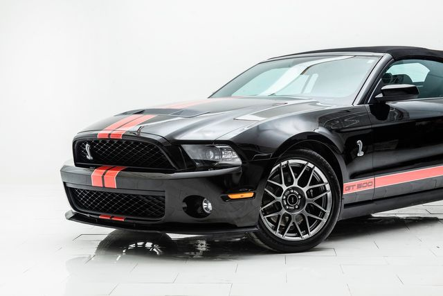 2011 Ford Mustang Shelby GT500 Convertible 650+ HP in Carrollton, TX 75006