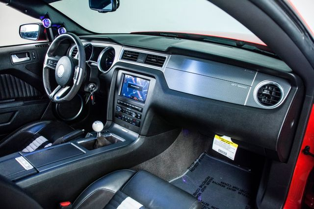 2011 Ford Mustang Shelby GT500 With Upgrades in Carrollton, TX 75006