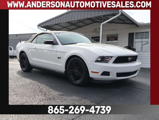 2011 Ford MUSTANG CONV in Clinton, TN 37716
