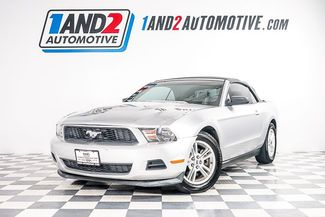 2011 Ford Mustang V6 Convertible in Dallas TX