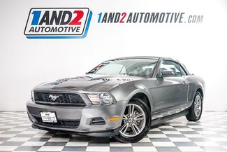 2011 Ford Mustang V6 Convertible in Dallas TX