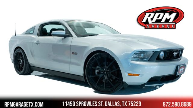 2011 Ford Mustang GT Premium with Many Upgrades
