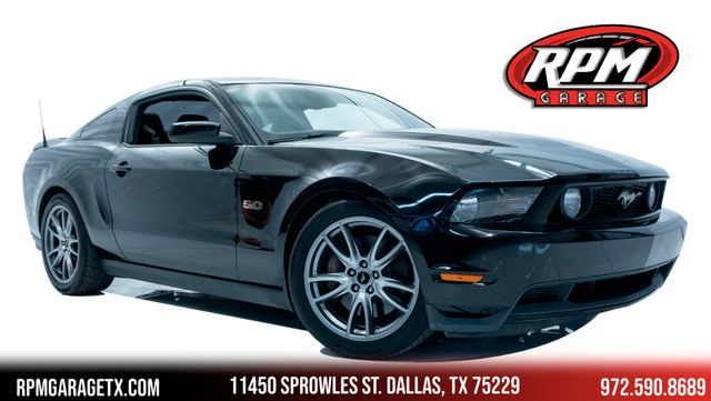 2011 Ford Mustang GT Premium with Upgrades