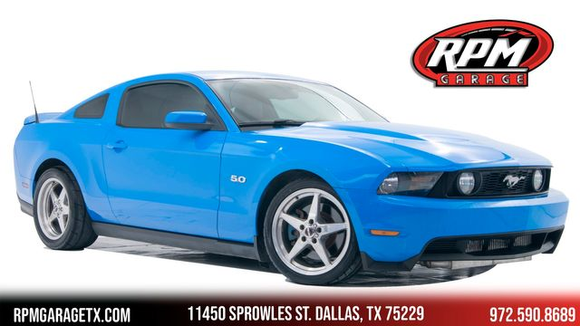 2011 Ford Mustang GT Premium Twin Turbo with Many Upgrades