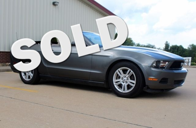2011 Ford Mustang V6 in Jackson MO, 63755