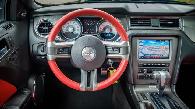 2011 Ford Mustang GT Premium CUSTOM RED LEATHER SEATS CUSTOM 20'S in Memphis, TN 38115