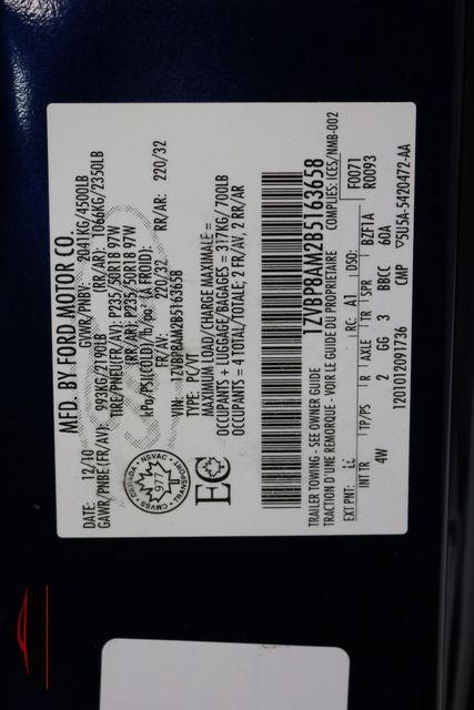 2011 Ford Mustang V6 Premium Merrillville, Indiana 45