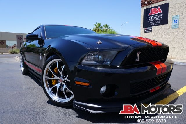 2011 Ford Mustang GT500 SHELBY PERFORMANCE GT 500 SUPERCHARGED V8 in Mesa, AZ 85202