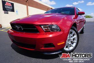 2011 Ford Mustang V6 Premium Coupe   MESA, AZ   JBA MOTORS in Mesa AZ