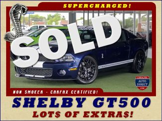2011 Ford Mustang Shelby GT500 - LOT$ OF EXTRA$! Mooresville , NC
