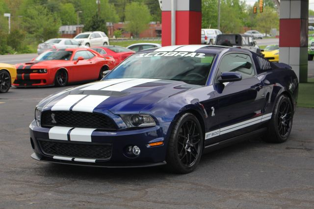 2011 Ford Mustang Shelby GT500 - LOT$ OF EXTRA$! Mooresville , NC 23