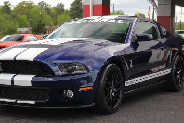 2011 Ford Mustang Shelby GT500 - LOT$ OF EXTRA$! Mooresville , NC 25