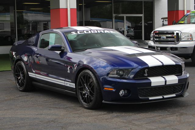 2011 Ford Mustang Shelby GT500 - LOT$ OF EXTRA$! Mooresville , NC 22