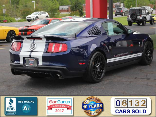 2011 Ford Mustang Shelby GT500 - LOT$ OF EXTRA$! Mooresville , NC 2