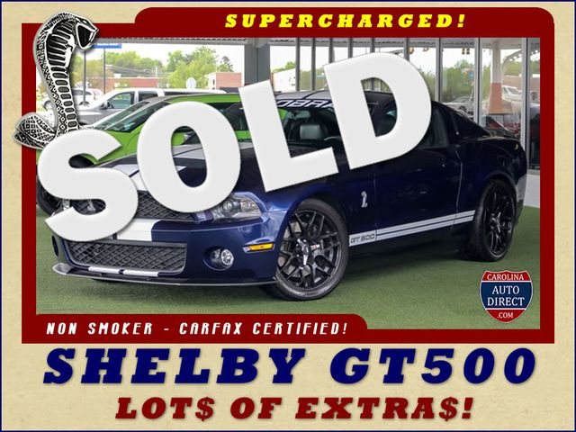 2011 Ford Mustang Shelby GT500 - LOT$ OF EXTRA$! Mooresville , NC 0