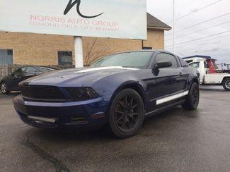 2011 Ford Mustang V6 LOCATED AT 39TH SHOWROOM 405-792-2244 in Oklahoma City OK