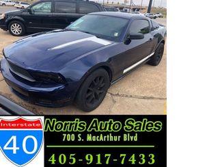 2011 Ford Mustang Base   Oklahoma City, OK   Norris Auto Sales (I-40) in Oklahoma City OK