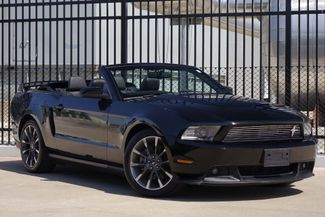 2011 Ford Mustang GT California Special Convertible* 33K Miles* Navigation* EZ Finance*   Plano, TX   Carrick's Autos in Plano TX