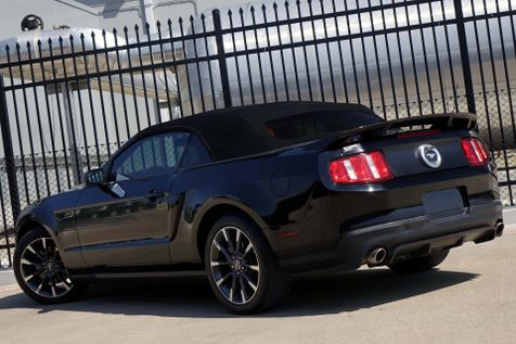 2011 Ford Mustang GT California Special Convertible* 33K Miles* Navigation* EZ Finance* | Plano, TX | Carrick's Autos in Plano, TX