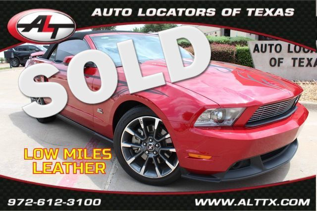 2011 Ford Mustang GT | Plano, TX | Consign My Vehicle in  TX