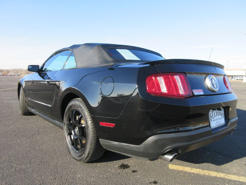 2011 Ford Mustang V6 Premium  Fultons Used Cars Inc  in , Colorado
