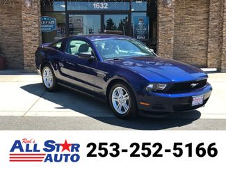 2011 Ford Mustang V6 in Puyallup Washington, 98371