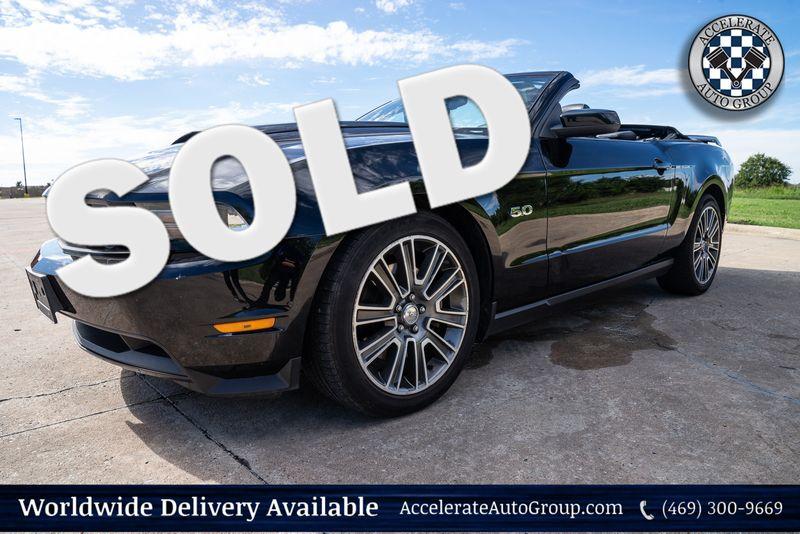 2011 Ford Mustang GT Premium in Rowlett Texas