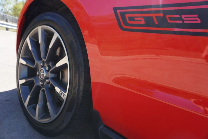 2011 Ford Mustang GT  California Special in Rowlett, Texas