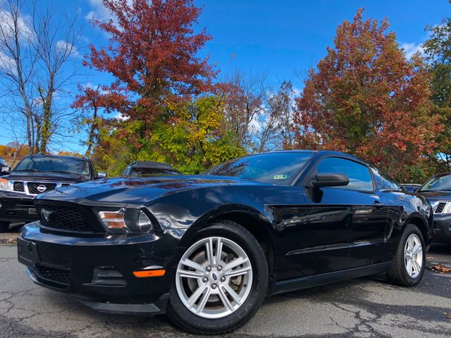2011 Ford Mustang V6 6-Speed Manual