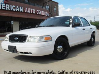 2011 Ford Police Interceptor in Houston TX