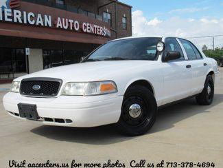 2011 Ford Police Interceptor    Houston, TX   American Auto Centers in Houston TX