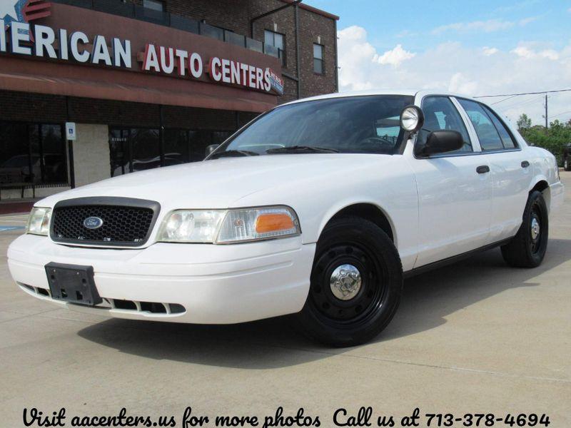 2011 Ford Police Interceptor  | Houston, TX | American Auto Centers in Houston TX