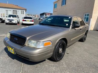 2011 Ford Crown Victoria Police Interceptor Street Appearance in San Diego, CA 92110