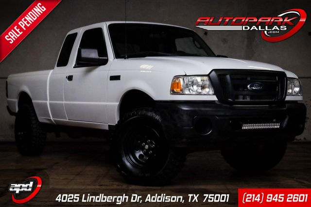 2011 Ford Ranger XL w/ Upgrades (Fox Shocks, Led Light Bar, Wheel)