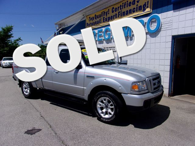 2011 Ford Ranger 4x4 SC Sport in Bentleyville, Pennsylvania 15314