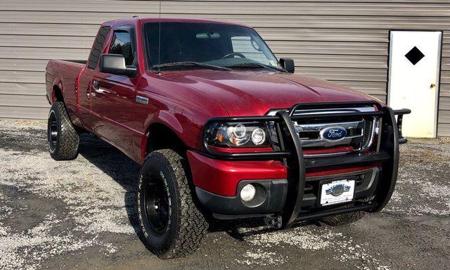 2011 Ford RANGER SUPER CAB XLT in Harrisonburg, VA 22801
