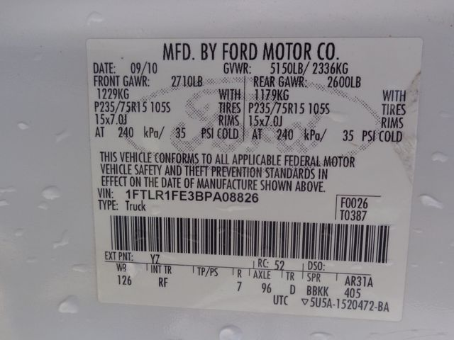 2011 Ford Ranger XL Hoosick Falls, New York 6